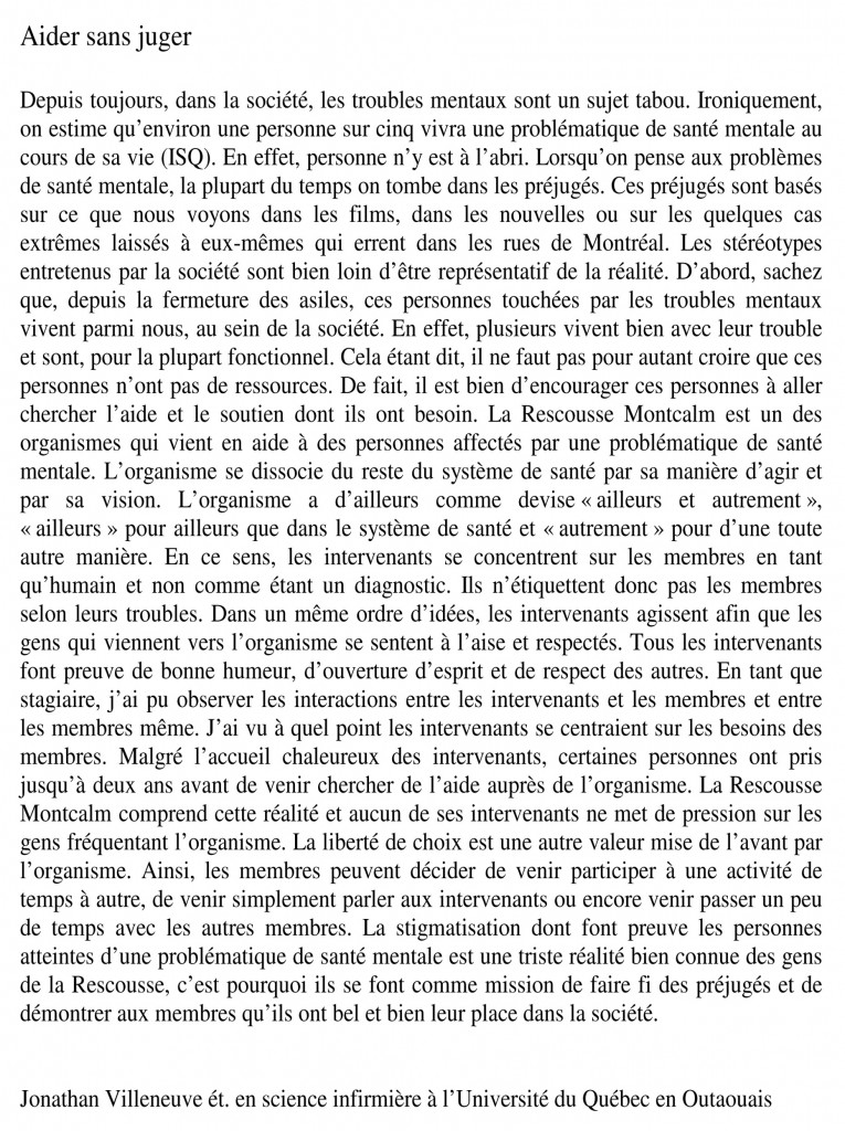 Microsoft Word - Aider-sans-juger jonathan6.rtf